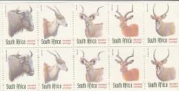 AFRIQUE DU SUD - FAUNE INDIGENE - N° C998a - NEUF XX  ANNEE 1998 - South Africa (1961-...)