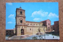 Cartolina Enna (Sicilia)CASTROGIOVANNI - PIAZZA MAZZINI E DUOMO _SEC. XIV_SQUARE_CATHEDRAL - Enna
