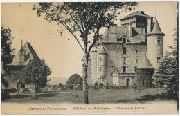 Polminhac 2278  Chateau De Pestels  Edit Malroux Aurillac - France