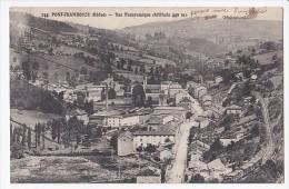Carte 1915 PONT-TRAMBOUZE / VUE PANORAMIQUE - Francia