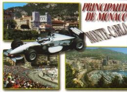 Monaco Grand Prix  -  McLaren  -  CP - Grand Prix / F1
