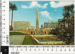 EGITTO) IL CAIRO Hotel Hilton Ed Obelisco Ramsess II Viaggiata - Cairo