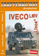 Magazin Truppendienst  Bundesheer Nr. 313/2010 Österreich IVECO LMV Lince ÖBH BH Österreichisches Militär Armee Soldaten - Revistas & Periódicos