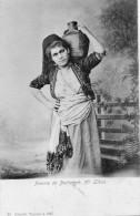 FEMME DE BECHARREH MONT-LIBAN CARTE (TURQUE) CARTE PRECURSEUR