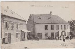 ESSERT - Café Du Centre - Autres Communes