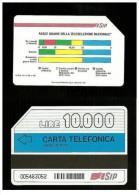58 Golden - Fasce Orarie Da L. 10.000 31-12-92 Tech-Polaroid Con Non Rimborsabile - Pubbliche Ordinarie