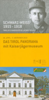 Brosch�re Innsbruck Kaiserj�ger-Museum Tirol Panorama Standsch�tze Ludwig Fasser �sterreich-Ungarn Erster Weltkrieg 1.