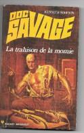 DOC SAVAGE  LA TRAHISON DE LA MOMIE  /  1972 - Aventure