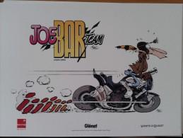 """Ex-libris """"Joe Bar Team"""" - 2014 - Illustrators A - C"""