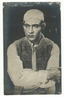 """Rodolfo Valentino  """"Le Grandi Films - Verginio Rebua - Milano"""" - Attori"""