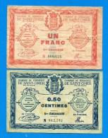 Saint-omer  2 Billets - Chamber Of Commerce