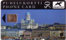 FINLANDE FINLAD PRIVEE HELSINKI SUMMIT 1992 50U  RARE