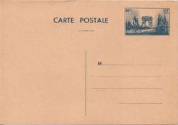 FRANCE Entier 403-CP2 ** MNH Type ARC DE TRIOMPHE Sur Carte (CV 16,00) - Standard Postcards & Stamped On Demand (before 1995)