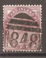 Grossbritannien 1881 - Michel 65 O - 1840-1901 (Viktoria)