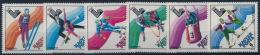 **Hungary 1979 Mi 3390-95 A (6) Olympic Winter Games Hockey Ski Jump Bob MNH - Nuovi