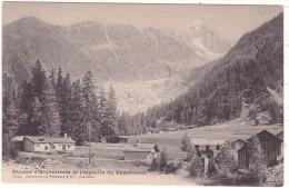 Glacier  D´Argentières  Et  L´Aiguille  Du  Chardonnet - Chamonix-Mont-Blanc