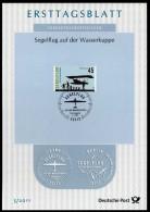 BRD - ETB (Ersttagsblatt) 5/2011 - Michel 2842 - Segelflug Auf Der Wasserkuppe - [7] Federal Republic