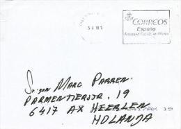 Spain 2010 Valladolid Postage Paid Cover - 1931-Tegenwoordig: 2de Rep. - ...Juan Carlos I