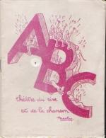 THEATRE ABC Line RENAUD Fin Années 40 Début Années 50 - Programmes