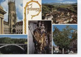 (CH151) FRIBOURG - FR Fribourg