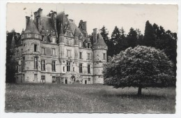 FRANCE ~ Chateau TESSE-LA-MADELEINE (Orne) 1954 Bagnoles De L'Orne - Bagnoles De L'Orne