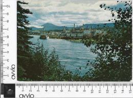CANADA) WHITEHORSE YUKON RIVER 1985 Viaggiata Animata - Yukon