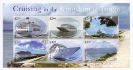 ton1315s1 Tonga 2013 Cruise Ships 2 s/s