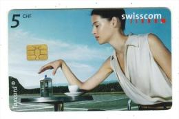 Taxcard-Swisscom - Suisse