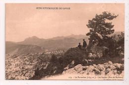 Le Parmelan - Les Lapiaz (Mer De Rochers) - Petite Animation - édit. Ad. Parlot N° 213 - Carte En Parfait état - - Sin Clasificación