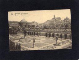 50529    Belgio,    Bruxelles,  Jardin  Botanique,  NV(scritta) - Foreste, Parchi, Giardini
