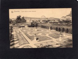 50536    Belgio,    Bruxelles,  Jardin  Italien  Au  Jardin Botanique,  NV - Foreste, Parchi, Giardini