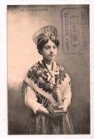 *°* Costume De Savoie - édit. A. Gardet  N° 452 - Carte En Parfait état Avec Tampon Du Chalet Du Lac Vert (1918) - France