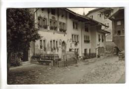 PHOTO FORMAT CPSM GRUYERE (Suisse-Fribourg) - Maison De Chalamala - FR Fribourg