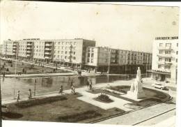 Postcard, Romania, Buzau, Used, 1966 - Rumänien