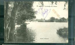 CROISSY - Les Bords De La Seine     Fab13 - Chatou