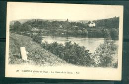 N°30  -  CROISSY (78) LEs Rives De La Seine  Fab18 - Chatou
