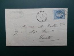 COL. DE DEPARTEMENT DU NORD LOT  189    G.C.  3350  SECLIN - 1849-1876: Période Classique