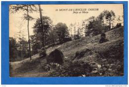 MONT DE L ENCLUS- ORROIR- Petje Et Metje-un Enfant Assis-- A Voyagé Pour Françe En 1908 - Mont-de-l'Enclus