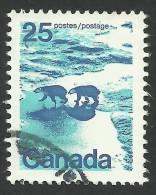 Canada, 25 C. 1972, Sc # 597, Used - Usati