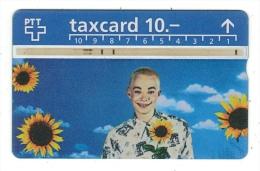 Taxcard-PTT - Schweiz