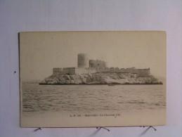 Marseille  - Le Chateau D'If - Château D'If, Frioul, Iles ...