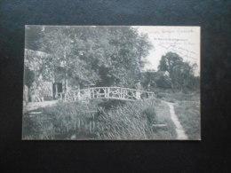 (78) CPA : SAINT MARTIN BRETHENCOURT - Les Vieux Murs - Le Parc - Francia