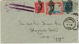 STATI UNITI - UNITED STATES - USA - US - 1929 - Air Mail To New York - 2c + 5c + 5c Air Mail - Viaggiata Da Cincinnat... - Briefe U. Dokumente