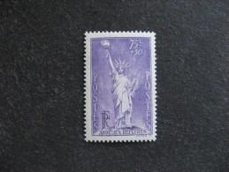 A). TB N° 309, Neuf XX . - Ungebraucht
