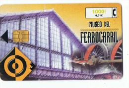 Lot 2 Cartes Téléphoniques   ESPAGNE 1999   _  2000  Locomotive  Et Radio - Spain