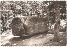 Dépt 29 - HUELGOAT - (CPSM 10x15 Cm) - La Roche Tremblante - Huelgoat