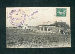 Algerie - Forthassa Gharbia - Cercle Des Officiers ( Cachet Militaire Bataillon D' Afrique Ed. Pignet) - Altre Città