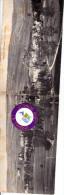 39 - Foncine Le Haut --  Carte Double - Tâches De Vieillesse - Autres Communes
