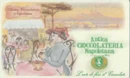 NUOVA -(Mint)- 1919-ANTICA CIOCCOLATERIA NAPOLETANA - Italia