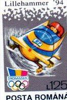 L - 1994 Romania - Olimpiadi Invernali A Lillehammer - Invierno 1994: Lillehammer